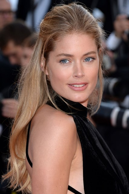 cannes-doutzenBest Hair Styles of Cannes 2016