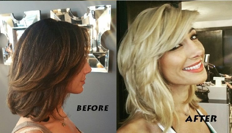 jane-before-and-afterHave you met our Colorist Maria?