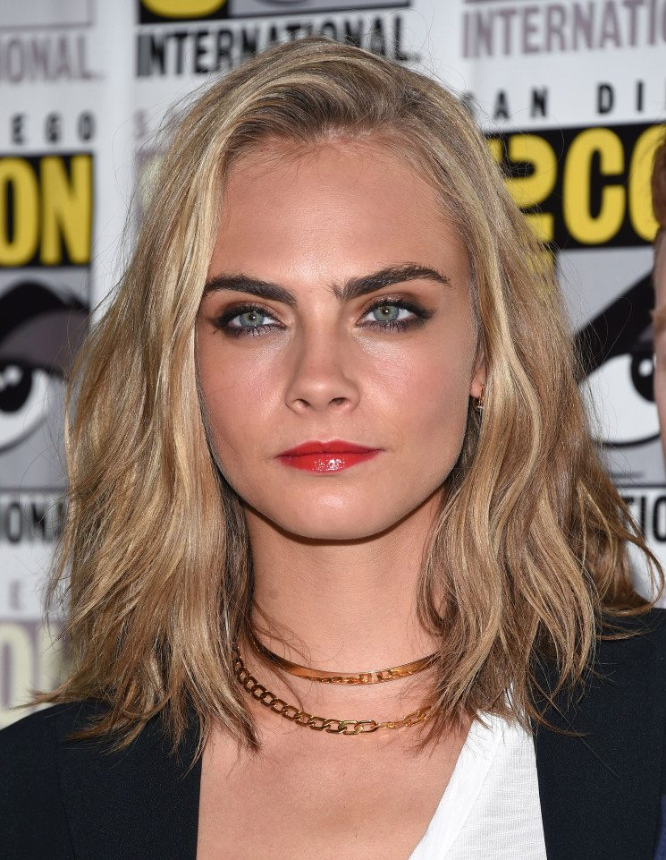 cara-haircut-comic-conCommitting to the #HairChop - Cara Delevigne Style